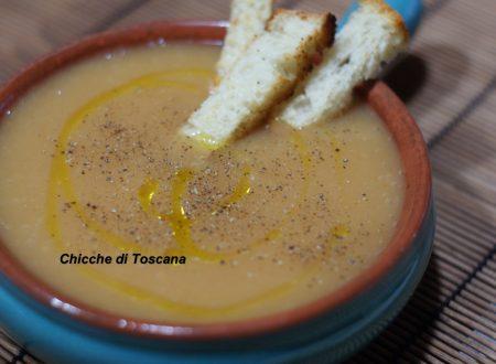 """Zuppa di patate """"ricetta Toscana"""""""