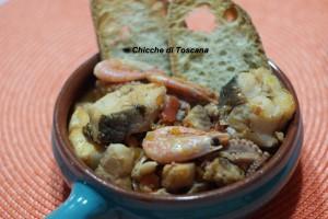Zuppa di pesce alla Toscana