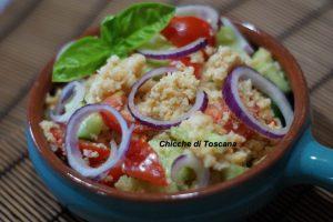 "Panzanella ""ricetta Toscana"""