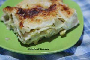 Lasagne con le zucchine