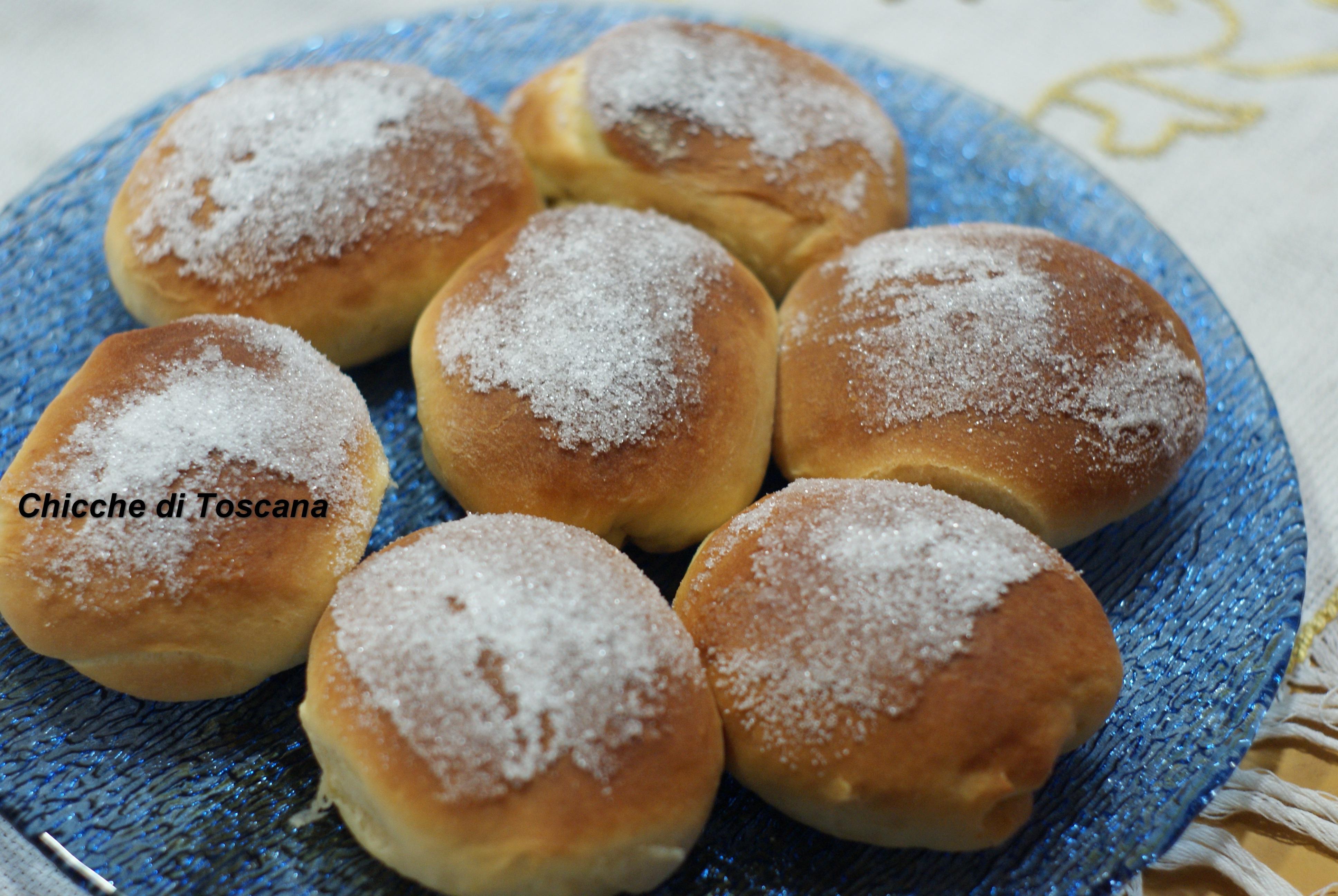 spesso Panini dolci per colazione e merenda | Chicche di Toscana KC22