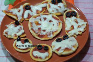 Pizzette paurose