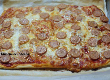 Pizza di pasta sfoglia super veloce