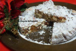 Panforte ricetta tipica Toscana