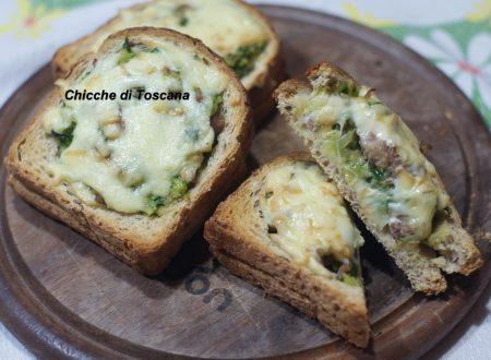 Sandwich toast