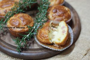 Muffin e plumcake salati